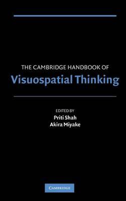 The Cambridge Handbook of Visuospatial Thinking by Priti Shah
