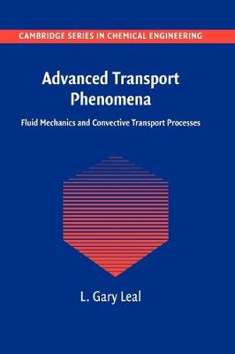Advanced Transport Phenomena book