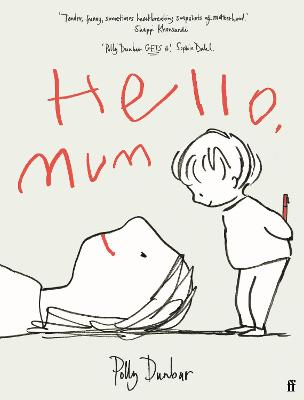 Hello, Mum book