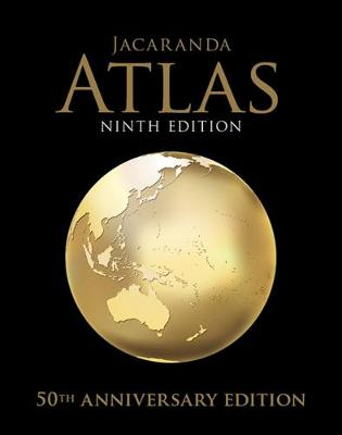 Jacaranda Atlas Ninth Edition eBookPLUS and Print book
