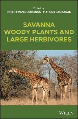 Savanna Woody Plants and Large Herbivores book