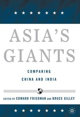 Asia's Giants by Edward Friedman