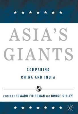 Asia's Giants by Edward Friedman