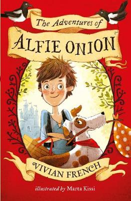 Adventures of Alfie Onion book