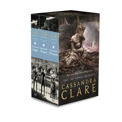 Infernal Devices box set by Cassandra Clare