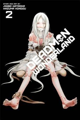 Deadman Wonderland, Vol. 2 book