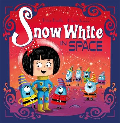 Futuristic Fairy Tales: Snow White in Space: Book 2 book