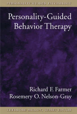 Personality-guided Therapy for Depression by Neil R. Bockian