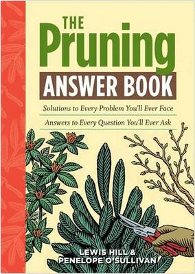 Pruning Answer Book book