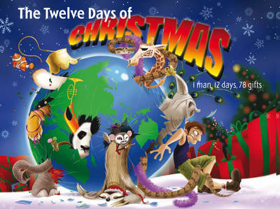 TWELVE DAYS OF CHRISTMAS: 1 MAN, 12 DAYS, 78 GIFTS by Heath McKenzie