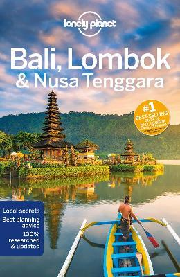 Lonely Planet Bali, Lombok & Nusa Tenggara book