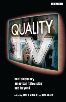 Quality TV by Janet McCabe