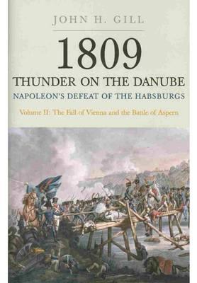 1809 Thunder on the Danube book