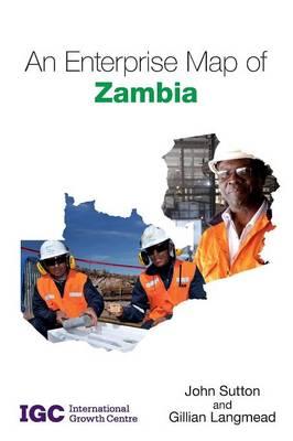 Enterprise Map of Zambia by John Sutton