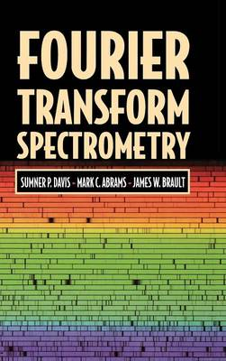 Fourier Transform Spectrometry book