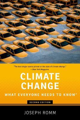 Climate Change by Joseph Romm