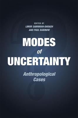 Modes of Uncertainty by Limor Samimian-Darash