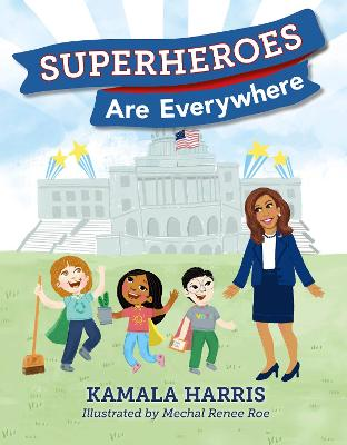 Superheroes Are Everywhere book