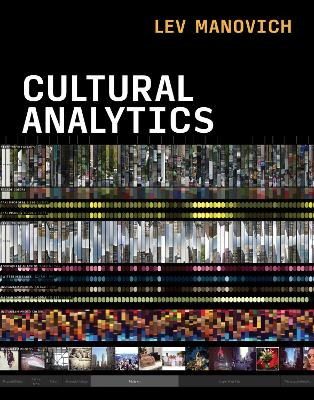 Cultural Analytics book