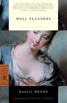 Moll Flanders book