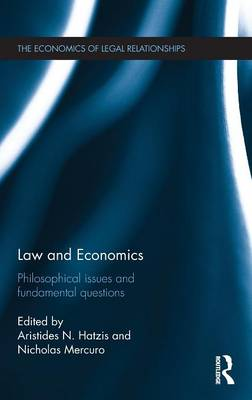 Law and Economics by Aristides N. Hatzis