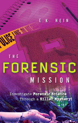 Forensic Mission book