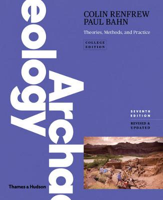 Archaeology by Lord Colin Renfrew