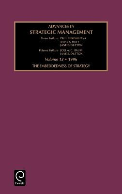 Embeddedness of Strategy by Jane E. Dutton