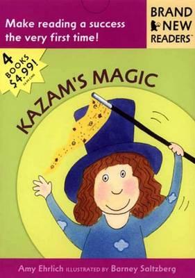 Kazam's Magic by Ehrlich Amy