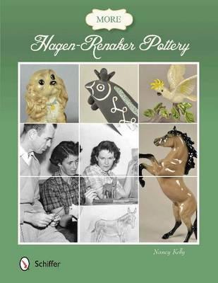 More Hagen-Renaker Pottery by Nancy Kelly