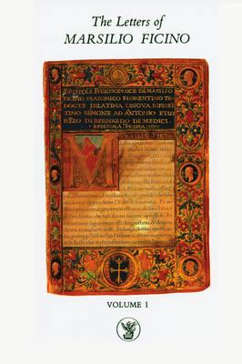 Letters of Marsilio Ficino by Marsilio Ficino