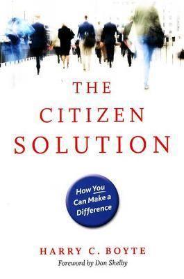 Citizen Solution book