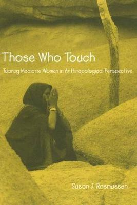 Those Who Touch book