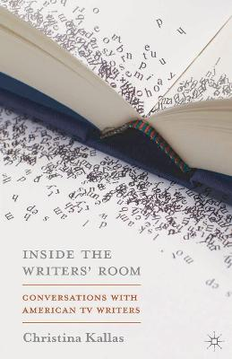Inside The Writers' Room book
