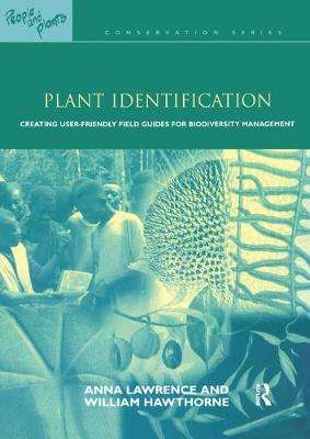Plant Identification by Anna Lawrence