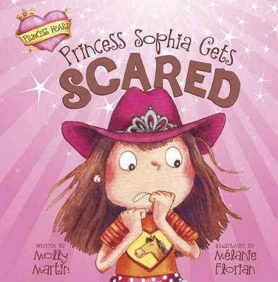Princess Sophia Gets Scared book