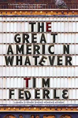 Great American Whatever by Tim Federle