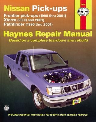 Nissan Frontier, Xterra & Pathfinder Pick-Ups (96 - 04) by Haynes