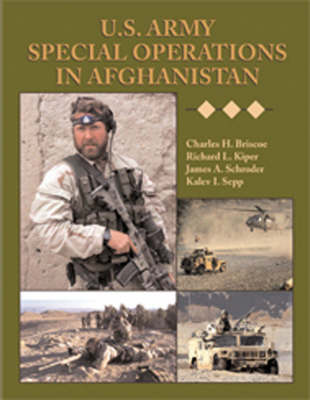 U.S. Army Special Operations in Afghanistan book
