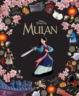 MULAN CLASSIC COLLECTION book