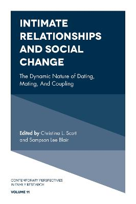 Intimate Relationships and Social Change by Christina L. Scott
