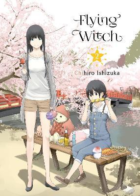 Flying Witch 2 by Chihrio Ichizuka