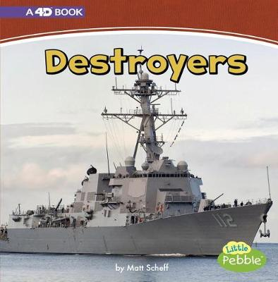 Destroyers by Matt Scheff