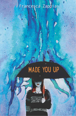 Made You Up book