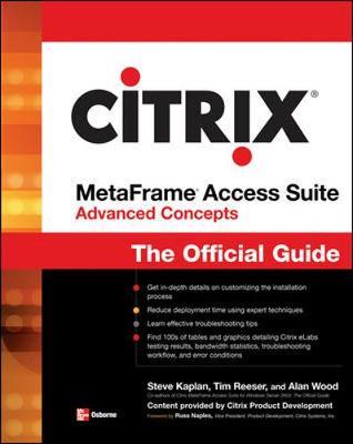 Citrix Access Suite 4.0 by Steve Kaplan