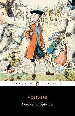 Candide, or Optimism book
