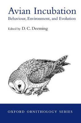 Avian Incubation book