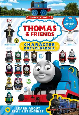 Thomas & Friends Character Encyclopedia book