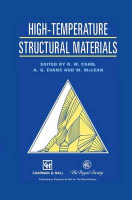 High-temperature Structural Materials by Robert Cahn