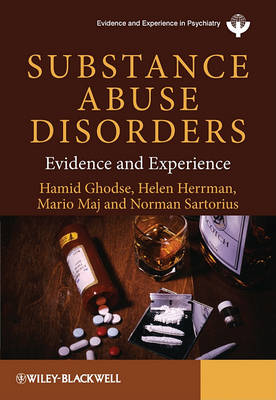 Substance Abuse Disorders by Professor Hamid Ghodse